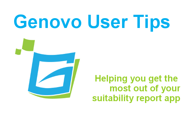 How to use dynamic tags to further customise your Genovo reports