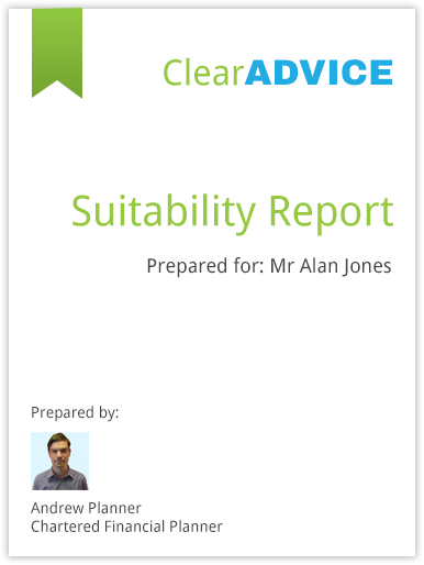 Suitability Report Template  Free Download  Genovo